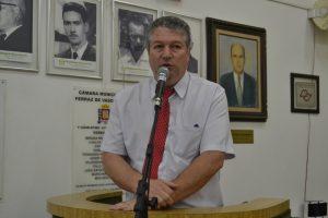 Edson Cury termina período de suplência no Legislativo