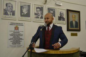 Eliel Fox solicita operação tapa-buraco na Vila Jamil