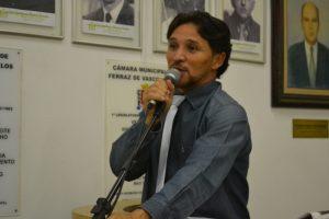 Fabinho quer a volta de alunos do EJA para CEU Cidade Kemel