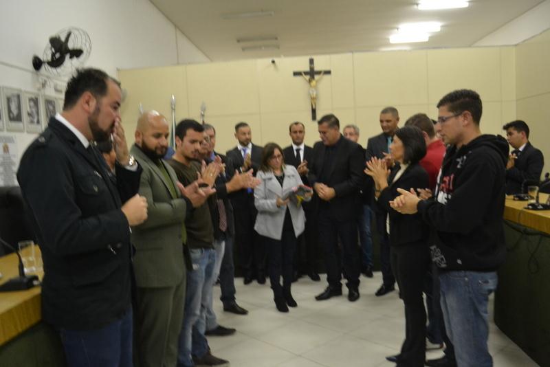 Câmara Municipal homenageia o vereador Primo Ceará
