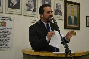 Claudio Ramos desafia Prefeitura a coibir lixões na cidade