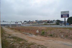 Reinício das obras do shopping center volta ser questionado