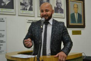 Eliel Fox promete aumentar a fiscalização ao Poder Executivo