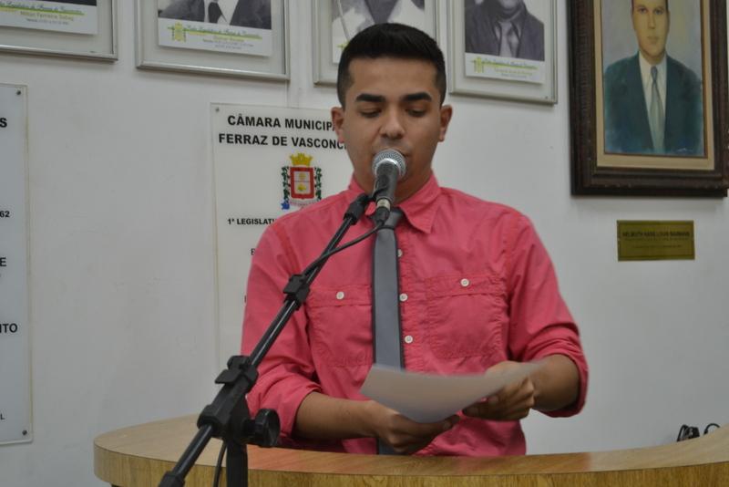 Renatinho propõe a convocação de secretários municipais