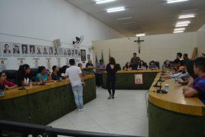 Câmara encerra 1ª edição reformada do Parlamento Estudantil