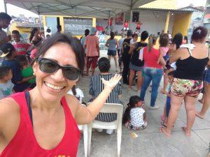 Rose Fitness apoia Natal Solidário no Jardim São João