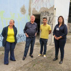 Vereador Renatinho trabalha por reformas de escolas na cidade