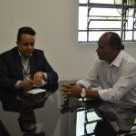 Silas se reúne com prefeito do Itaim para tratar de assuntos da divisa