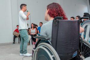 Lei pode obrigar a instalação de caixas adaptados a cadeirantes