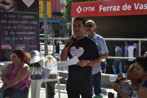 Ato marca o Dia Internacional da Mulher em Ferraz