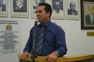 Vereador prepara moção de repúdio a reforma previdenciária