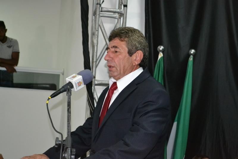 Ex-vereador Primo Ceará a recebe 1ª homenagem oficial