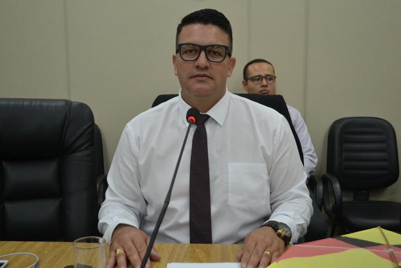 Marcos BR é eleito vice-presidente da Câmara Municipal