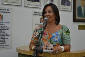 Rose Fitness sugere a troca de lâmpadas no Jardim Anchieta