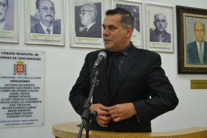 Inha pede a liberação de R$6 milhões do Fumefi ao governador, Doria