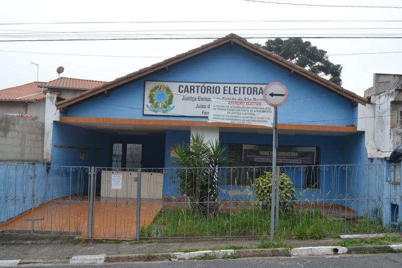 Menos de 60% dos eleitores ferrazenses fizeram o cadastramento biométrico, diz justiça eleitoral