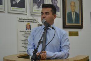 Renatinho questiona o andamento da concorrência pública do transporte coletivo