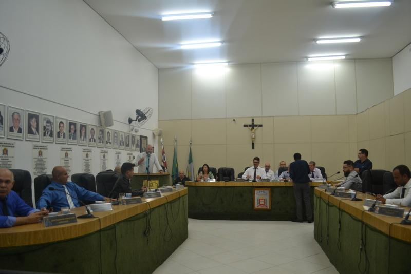 Por unanimidade, Câmara Municipal aprova o orçamento para 2020 em 1º turno