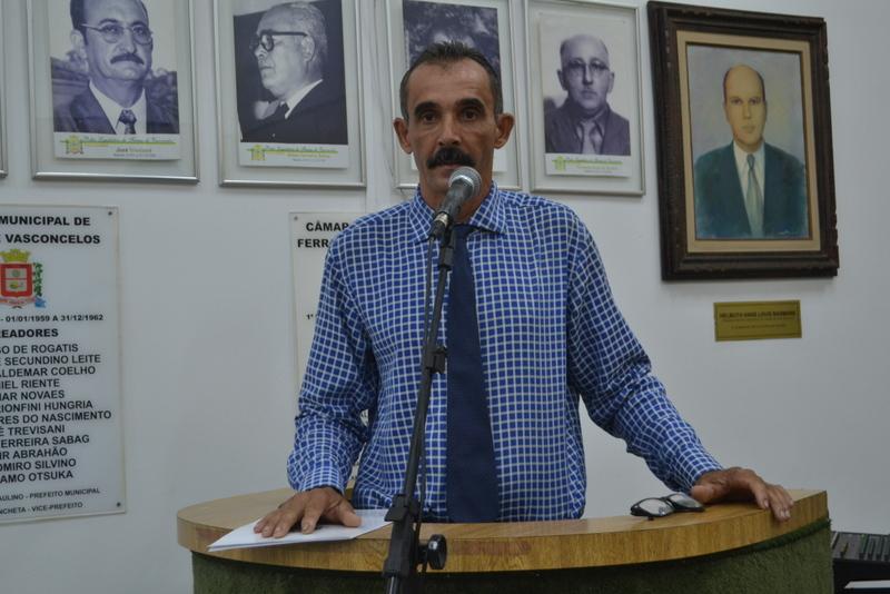 Renato Ferraz regressa a Câmara Municipal depois de 4 anos