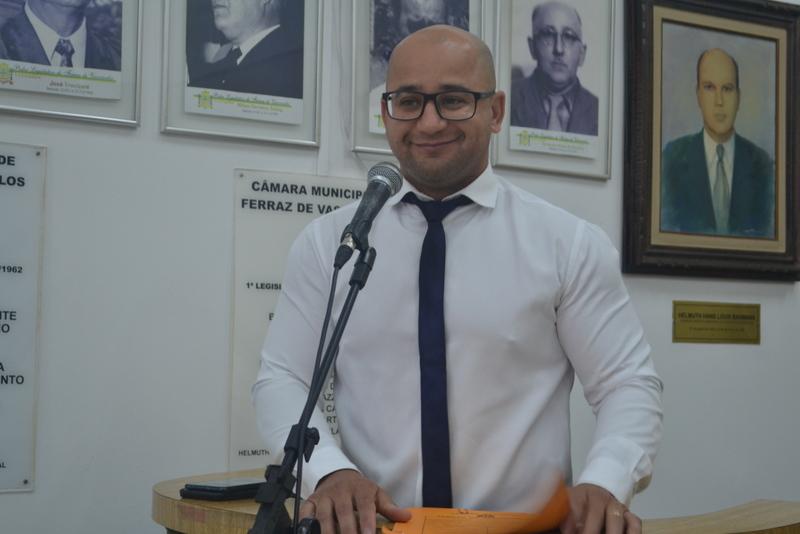No ano, vereadores ferrazenses apresentam mais de 1,2 mil propostas