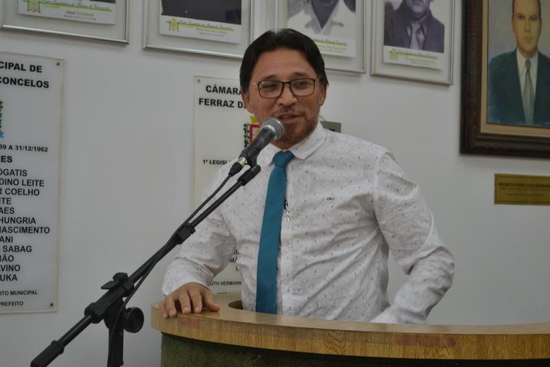 Vereador Fabinho quer a Defesa Civil equipada com caminhonete em 2020