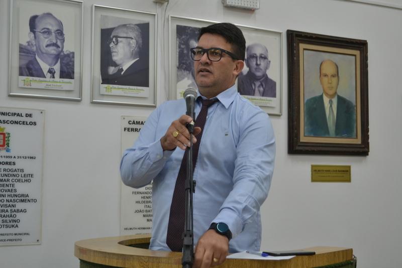 Marcos BR revela frustração com a atual administração da cidade