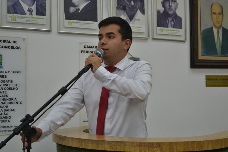 Após colher sugestões, Renatinho apresenta emendas impositivas de R$260 mil ao orçamento