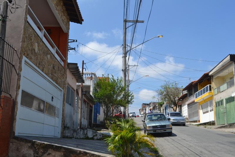 Sabesp esboça a instalação de rede de esgoto no Jardim Nossa Senhora do Caminho