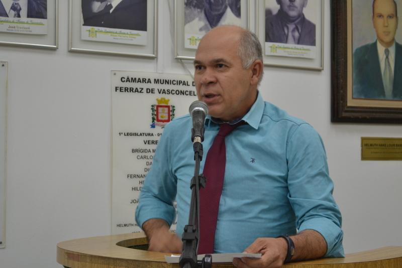 Aparecido Marabraz propõe manutenção de viaduto no Parque São Francisco