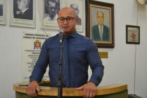 Eliel Fox vai sugerir a construção de creche na região da Nove de Julho