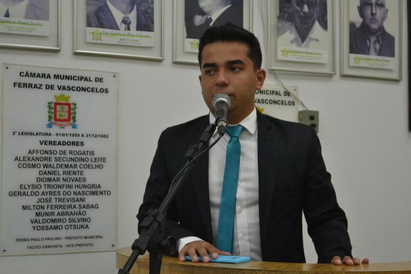 Renatinho propõe a convocação de secretário municipal pela 3ª vez