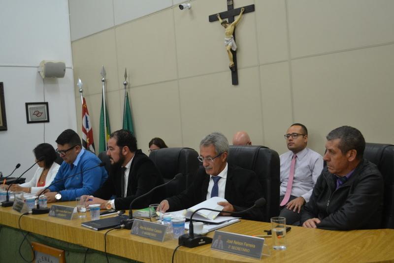 Câmara Municipal decide adiar a sessão ordinária para a semana que vem