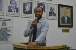 Mineiro decide requerer a instalação de academia ao ar livre na Vila Cristina