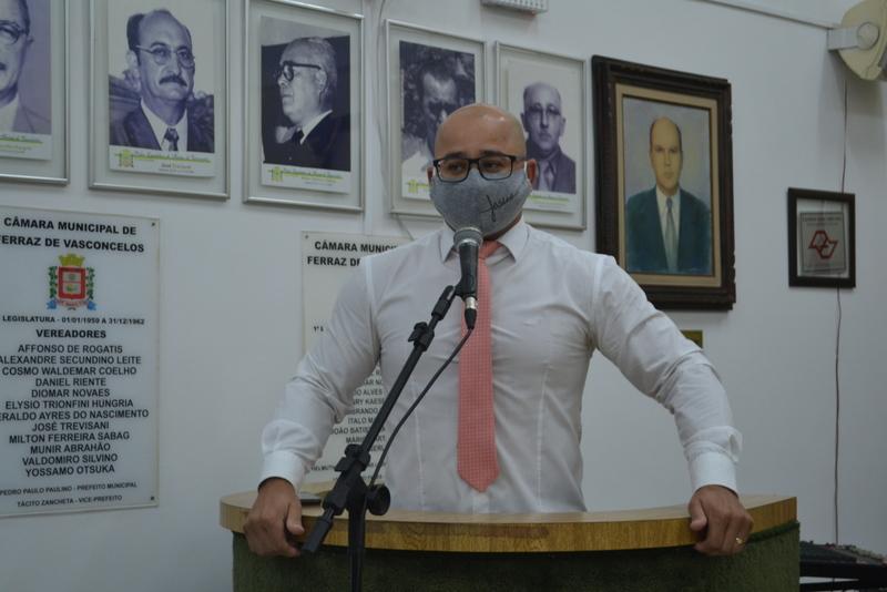 Vereador Eliel Fox quer plano emergencial para socorrer o setor de academias na cidade