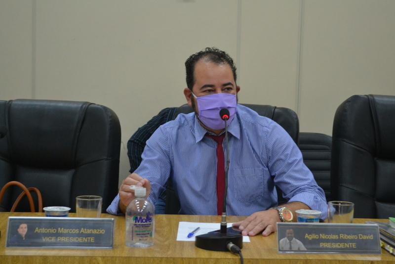 Presidente exalta à importância de hospital de campanha no enfrentamento à pandemia