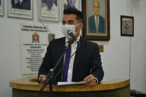 Renatinho conquista mil protetores faciais para profissionais da rede municipal de saúde
