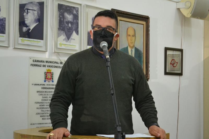 Marcos BR questiona gastos totais para combater avanço do novo coronavírus na cidade