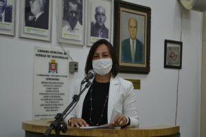 Rose critica possível falta de Equipamentos de Proteção Individual para servidores da Saúde
