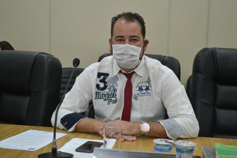 Nicolas parabeniza Rodrigo Gambale por reabertura do Pronto-Socorro infantil do Hospital Regional