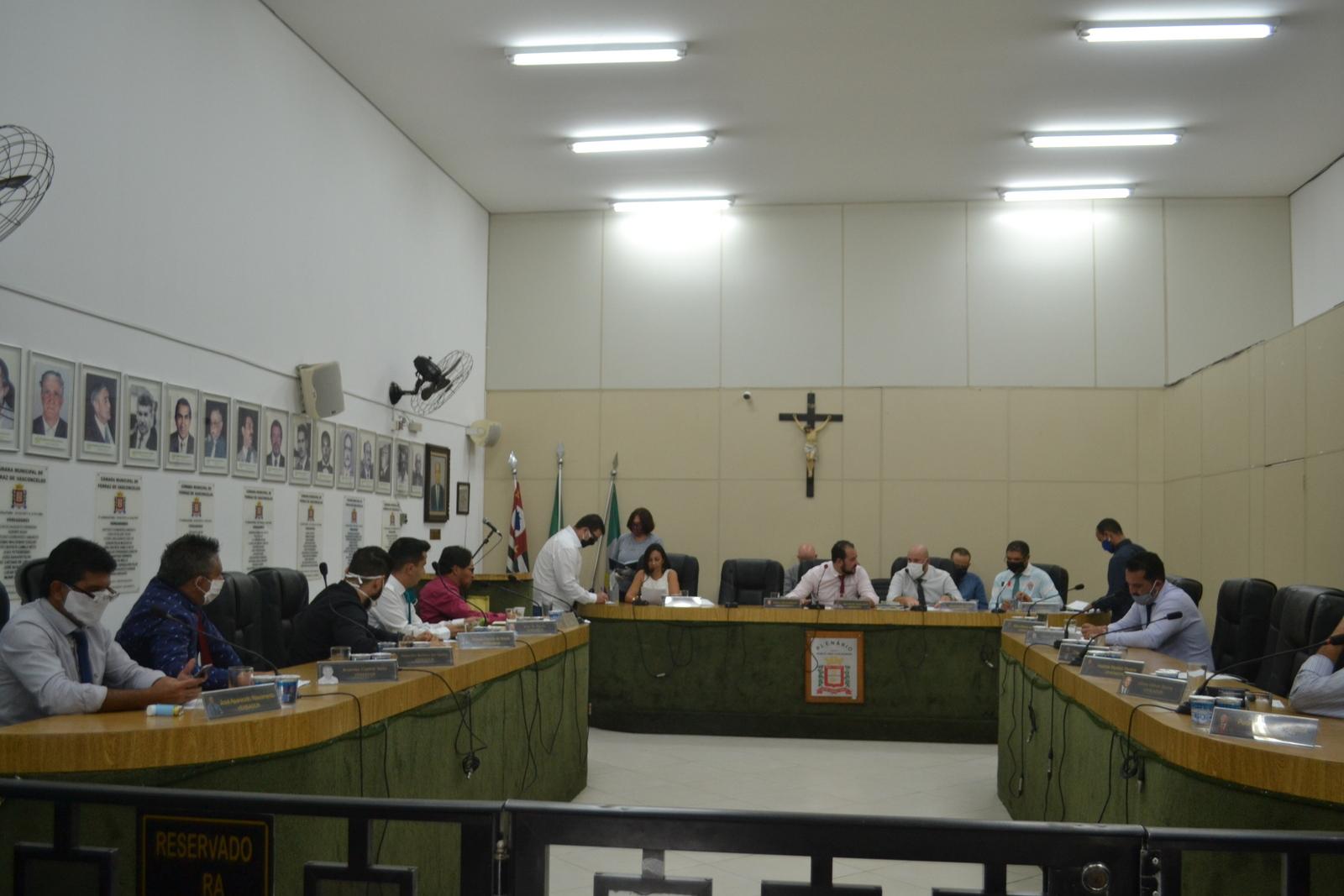 Por unanimidade, Câmara Municipal derruba mais um veto na íntegra do Poder Executivo