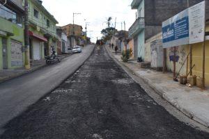 Obras custeadas por emenda parlamentar começam a sair do papel em bairros locais