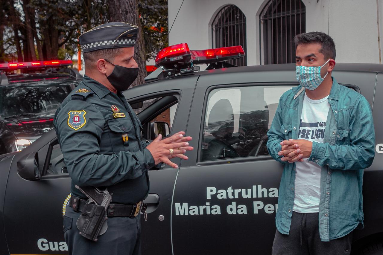 Renatinho conquista viatura para a Patrulha Maria da Penha combater crimes contra a mulher