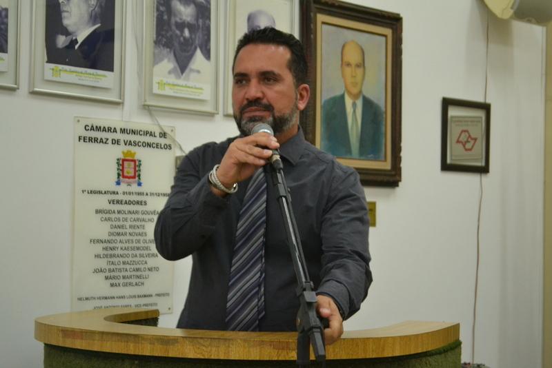Petista acredita que o hospital de campanha já pode ser desativado no Jardim Santa Rosa