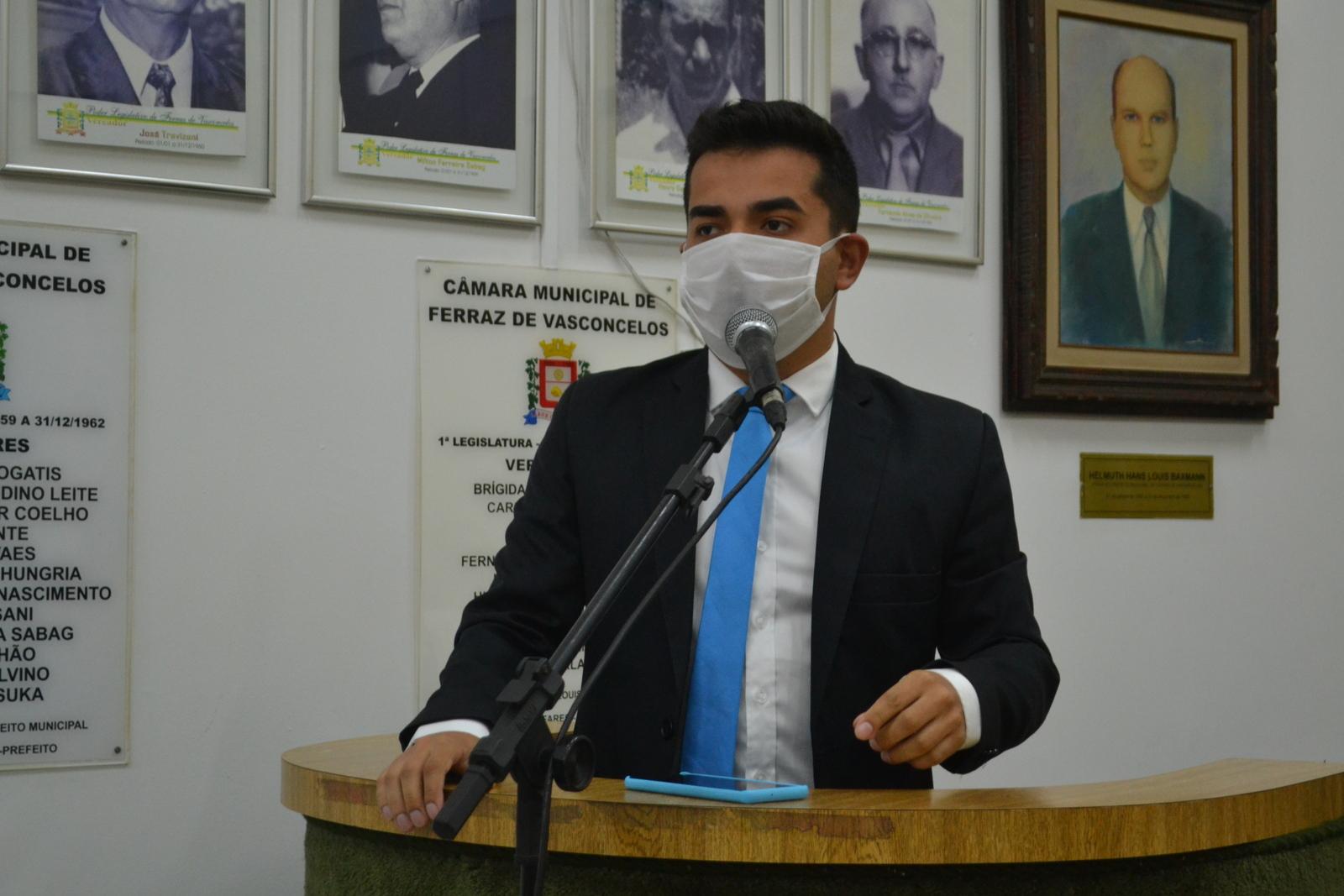 Renatinho insiste no pagamento de insalubridade a servidores da saúde no período de pandemia