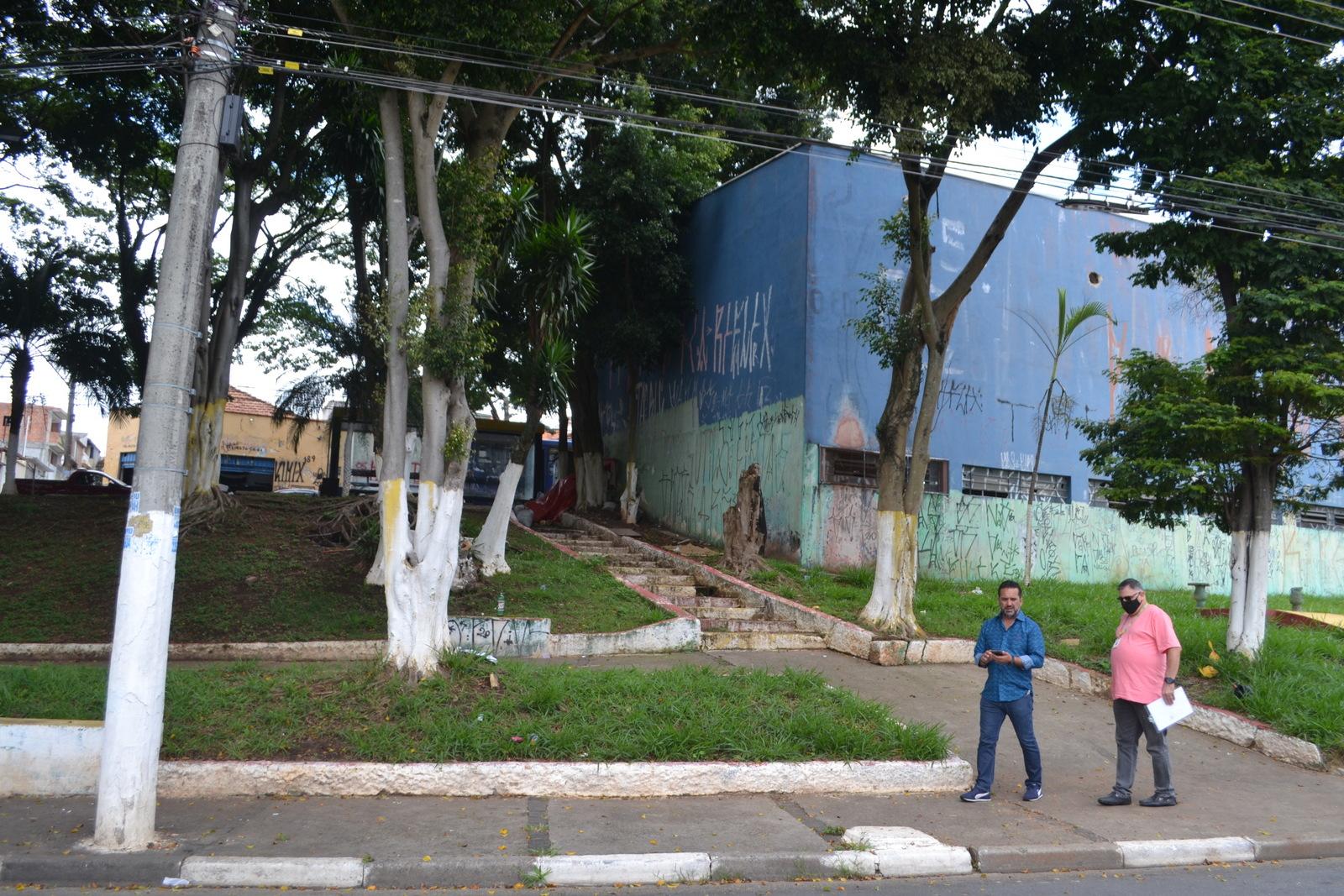 Petista apresenta emendas obrigatórias para revitalização de praças públicas em 2021