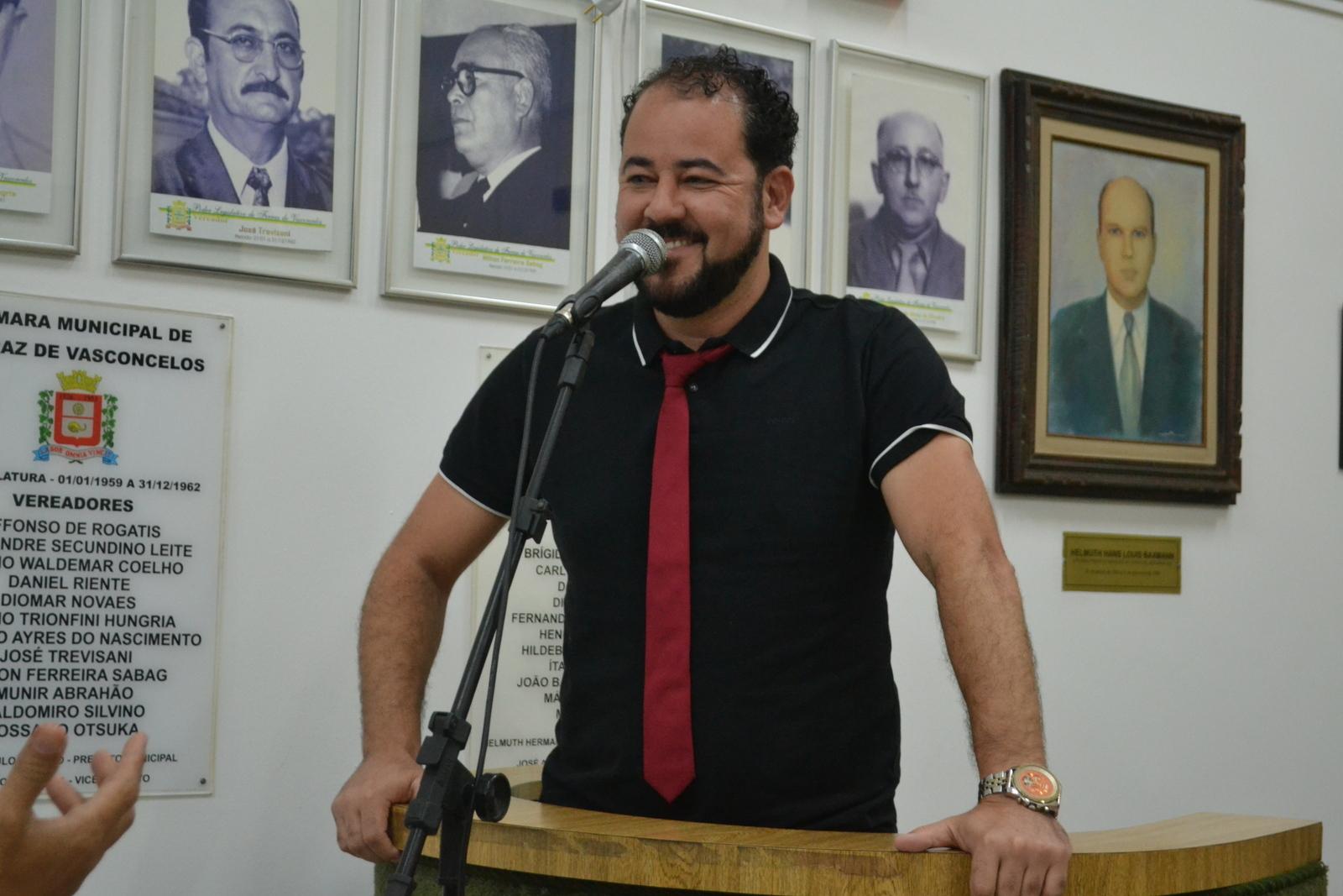 Presidente Nicolas devolve quase R$1,5 milhão de economia para a Prefeitura Municipal