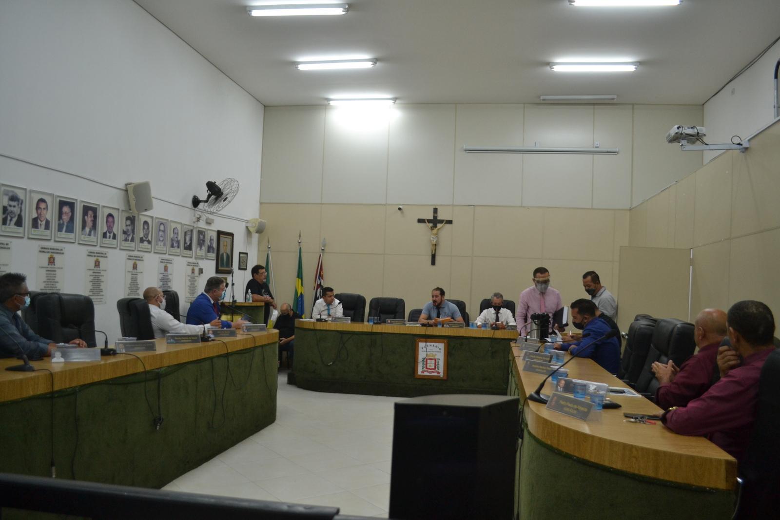 Câmara aprova reorganização administrativa que reduz o número de cargos comissionados