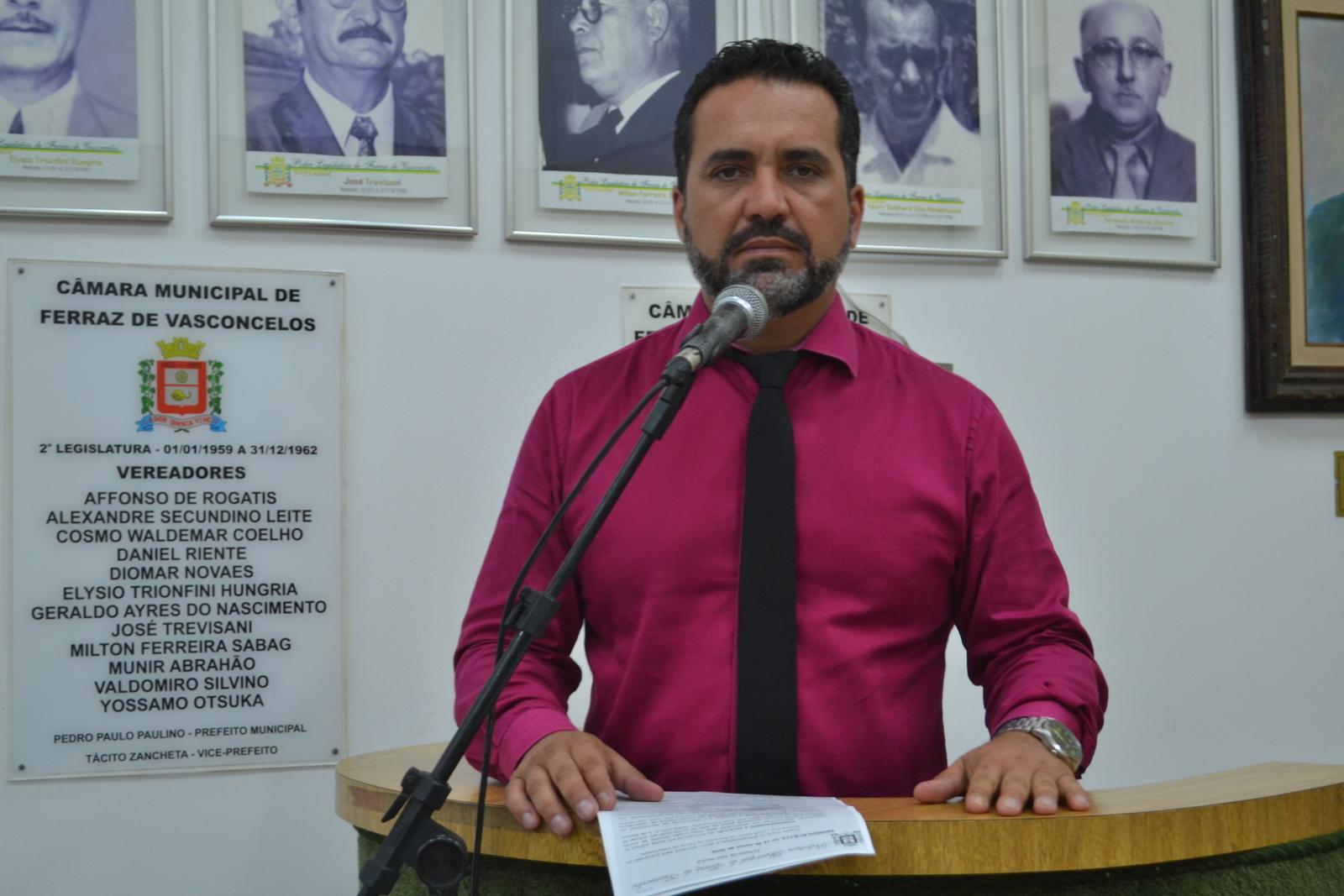 Claudio Ramos volta a pressionar sobre a atrasada atualização do Plano Diretor