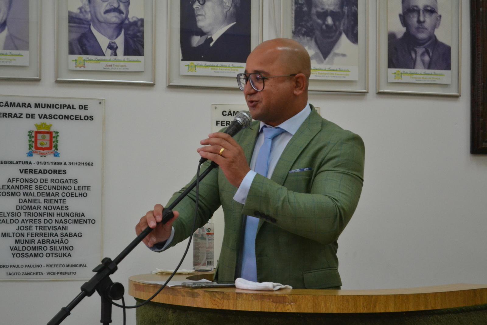 Eliel Fox propõe a criação de programa de anistia de juros e multas de IPTU