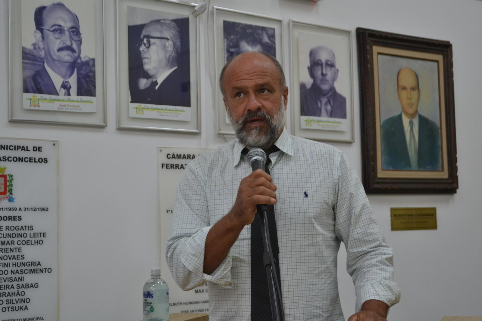 Vereador denuncia precariedade no prédio da Ciretran no Parque Dourado
